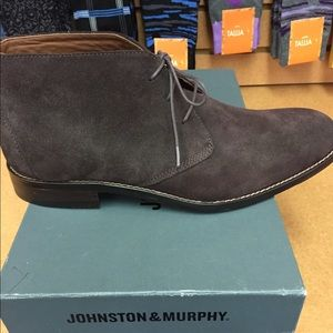 Johnston & Murphy Hartley Chukka Boot - NWT!